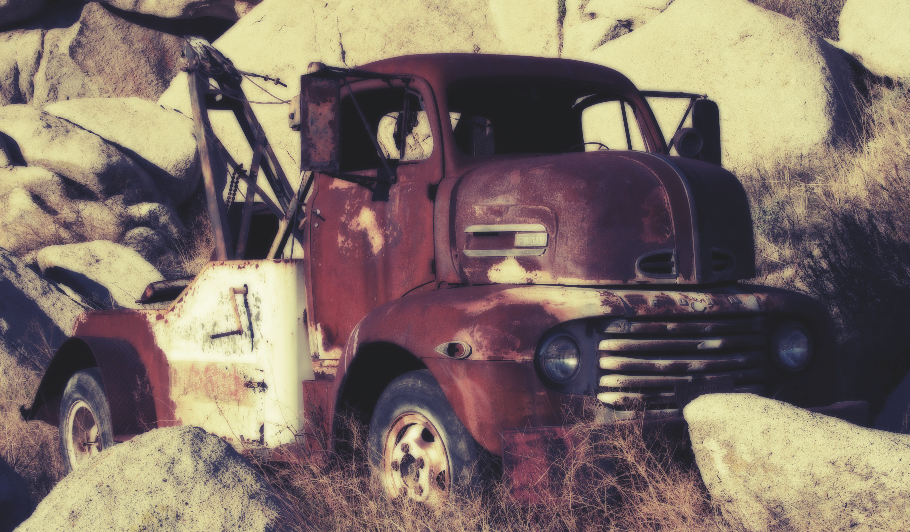 Old Truck c