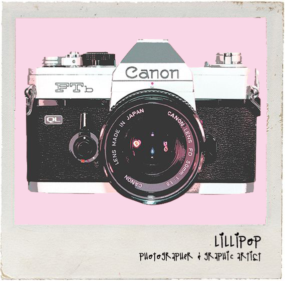 Lillipop Vintage Camera