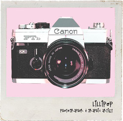 Lillipop Vintage Camera