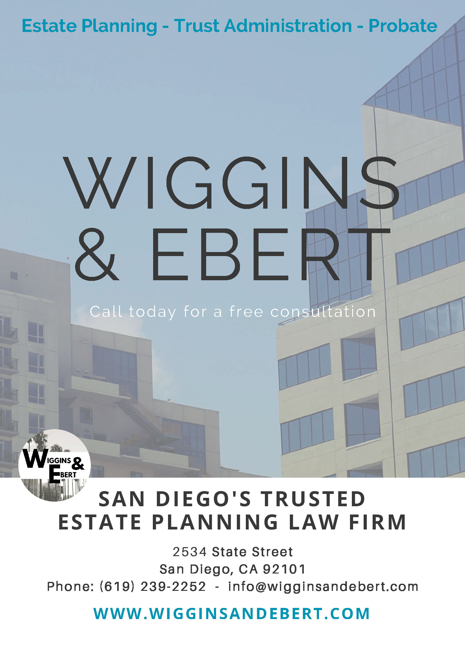 WIGGINS & EBERT Flyer