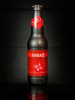 Kaikaze Beer Product Cherry