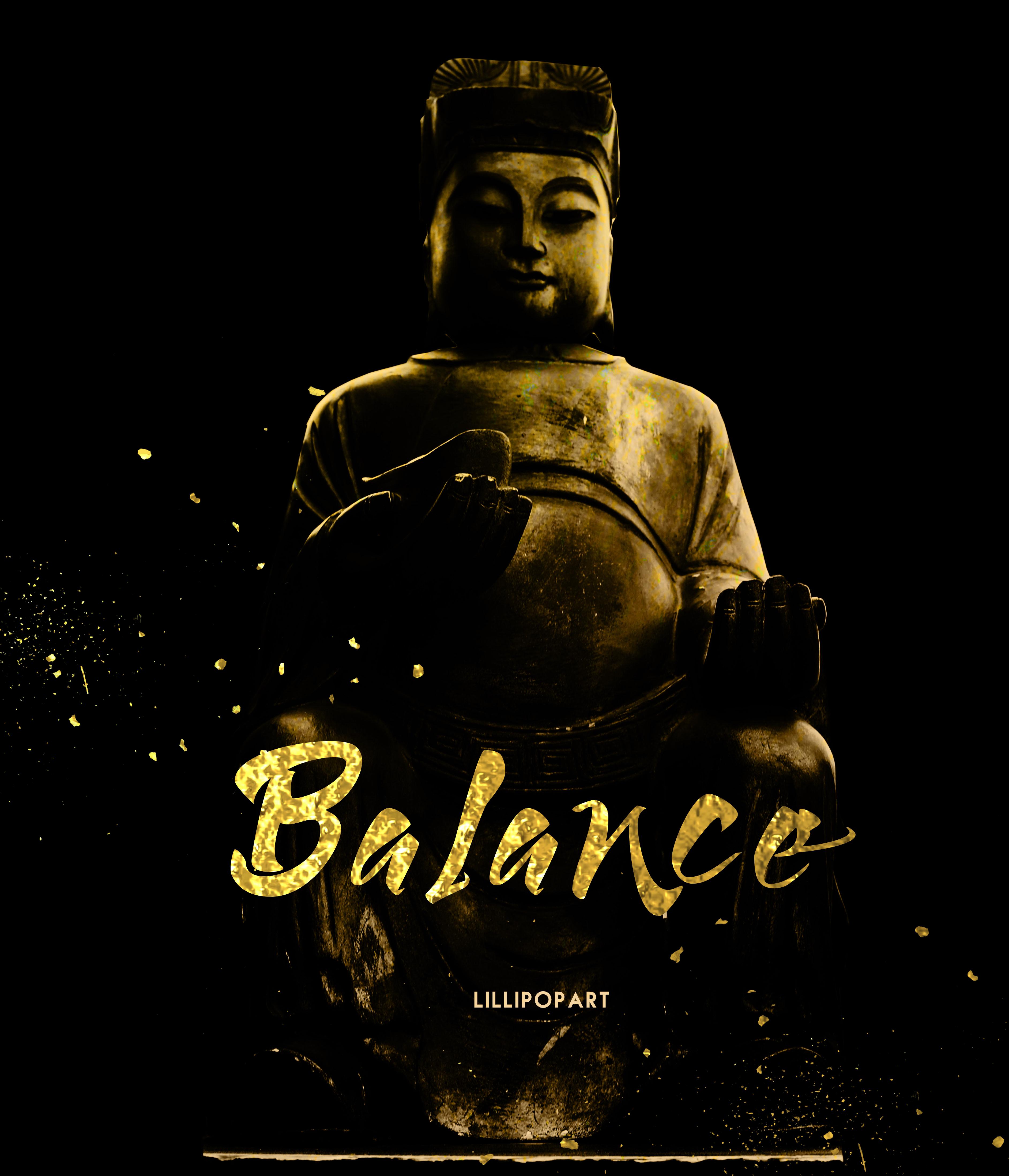 Balance Buddha
