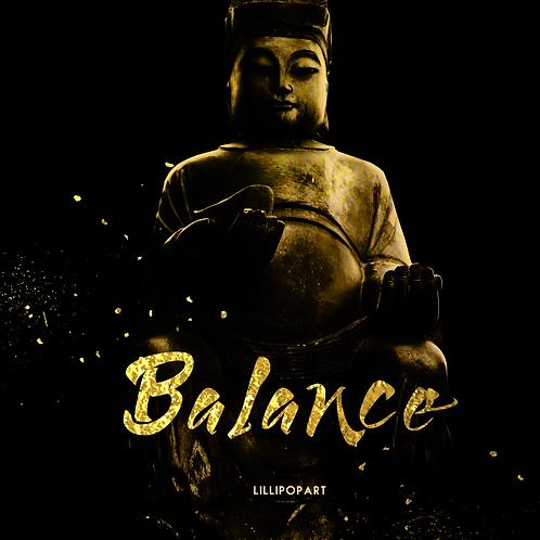 Balance Print 8 X 10