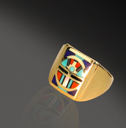 Gold Ring 1 Idea 2