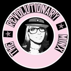 TRM Round Logo Pink and black