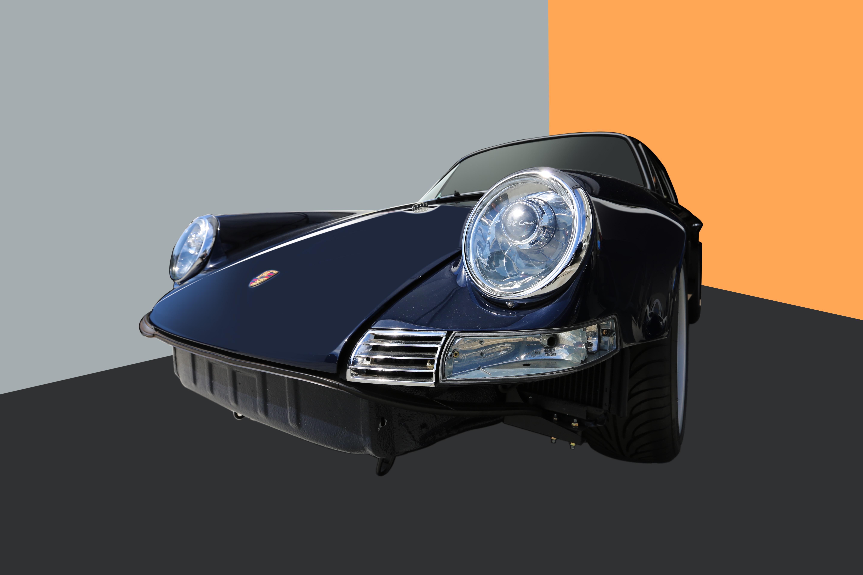 1980 Porsche 911 RS Concept Cover