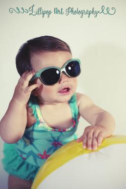 Hazel Beach Shoot with glasses