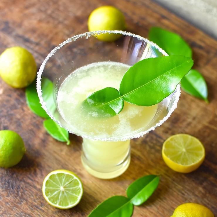 Kaffir Lime Drop