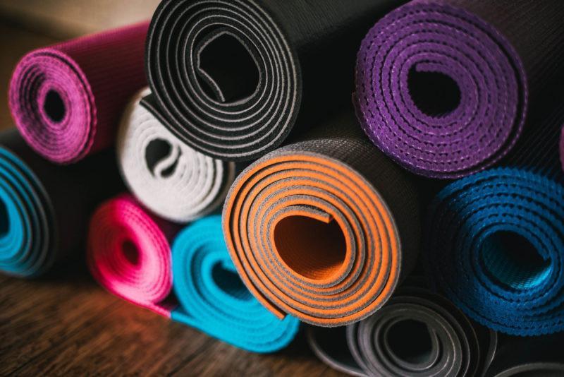 Yoga Mats Manufacturers in India | Yoga Mats