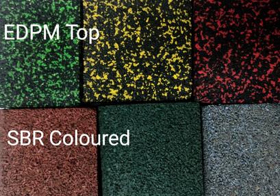 Crumb Rubber Tiles