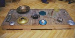 Pallet-Pots-Pans zither