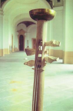 Spade-Viol detail