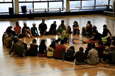 Poiesis and Research in Contact Improvisation