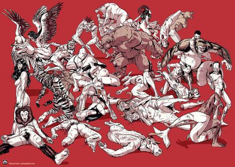 The Beast Inside - Violence