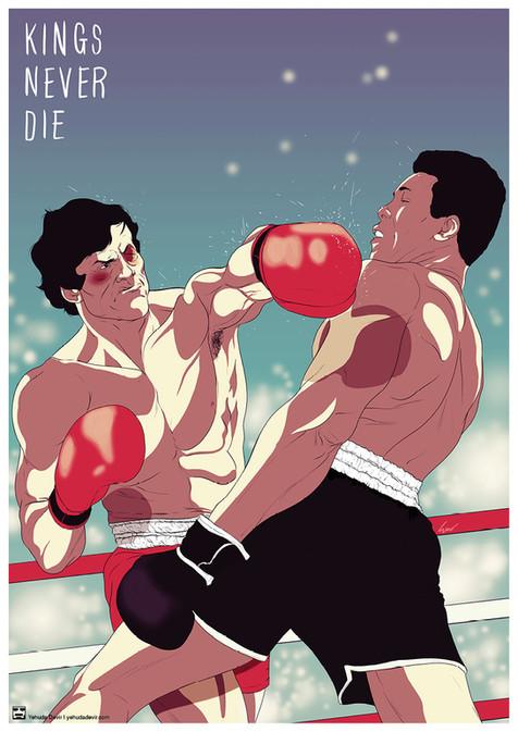 Rocky vs. Muhammad Ali
