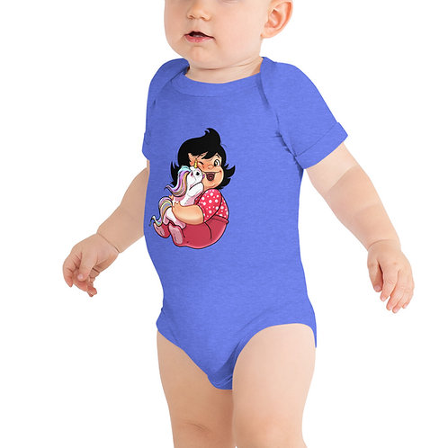Toddler short bodysuit-2