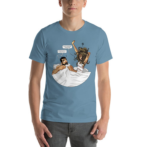 Beautiful   Short-Sleeve Unisex T-Shirt