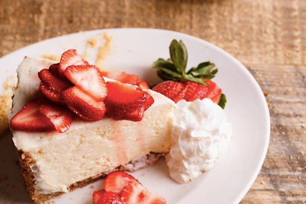 Mama Kay's Cheesecake