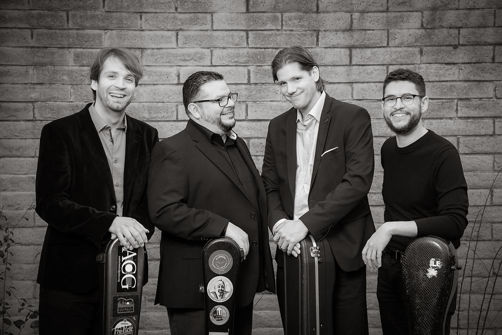 Texas Guitar Quartet, The Columbusite