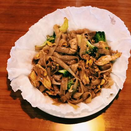 Chili Thai's Chicken Pad Thai