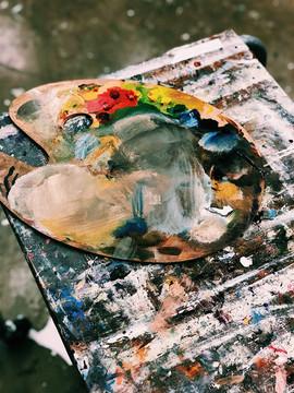 The Columbusite Art Palette