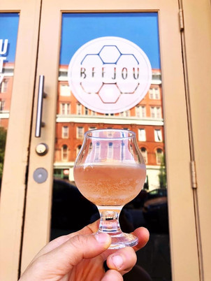 Meet the Queen (Bee) Behind Beejou Kombucha