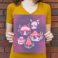 funky-mushrooms