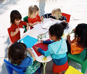 Small Chidren Learning to Write