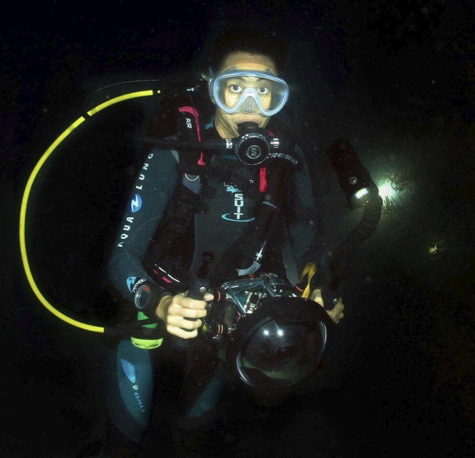 Rodaje submarino