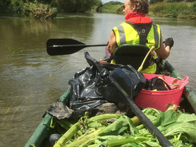 Love Your River, September 2016