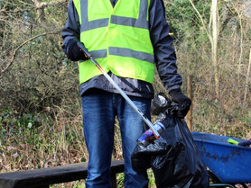 A litter-free Leatherhead & District?