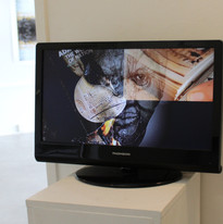 Video still: The Wealth of the Nation, 2021 - by Ursula Christel. A collaboration with Masud Olufani