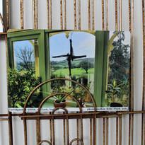 Window View (lockdown) - Carrigdangan Qiblih, Co. Cork, Ireland  Photo taken 1st Feb, 2021, by Aodhán Floyd