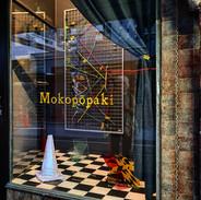 Mokopōpaki - Gallery Window (night shot)