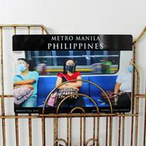 Quezon City MRT Train - Metropolitan Manila, Philippines  Photo taken on January 28, 2021, 9PM by Nawruz Paguidopon