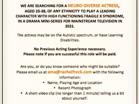 Would you like to appear on TV?