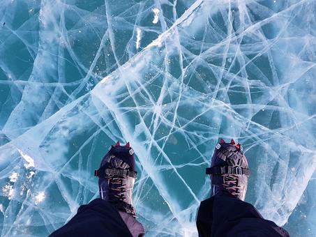 Frozen: Iain's icy adventure