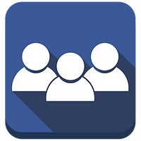 Facebook group icon.png