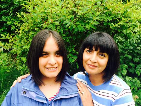 "My sister's ""ordinary life"" By Saba Salman"
