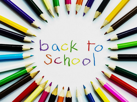 Going Back to school and How to Support Your Child