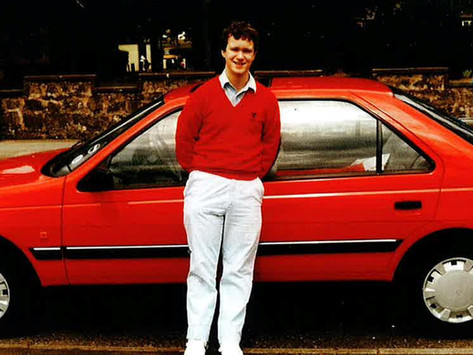 25 Years On: Martin's First Flat