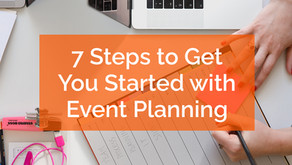 7 Steps to Get You Started with Event Planning