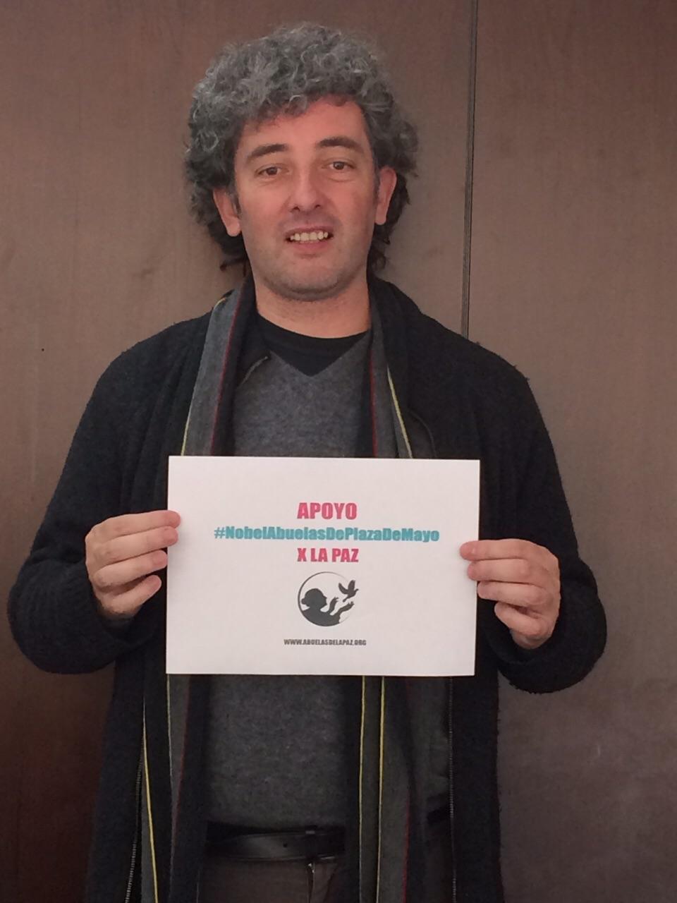 Ignacio Montoya Carlotto (Guido)