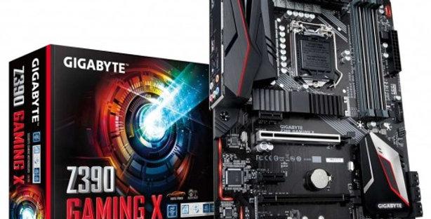 Gigabyte Z390 Gaming X Intel Z390