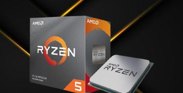 AMD Ryzen 5 5600x 6 Cores 12 Threads