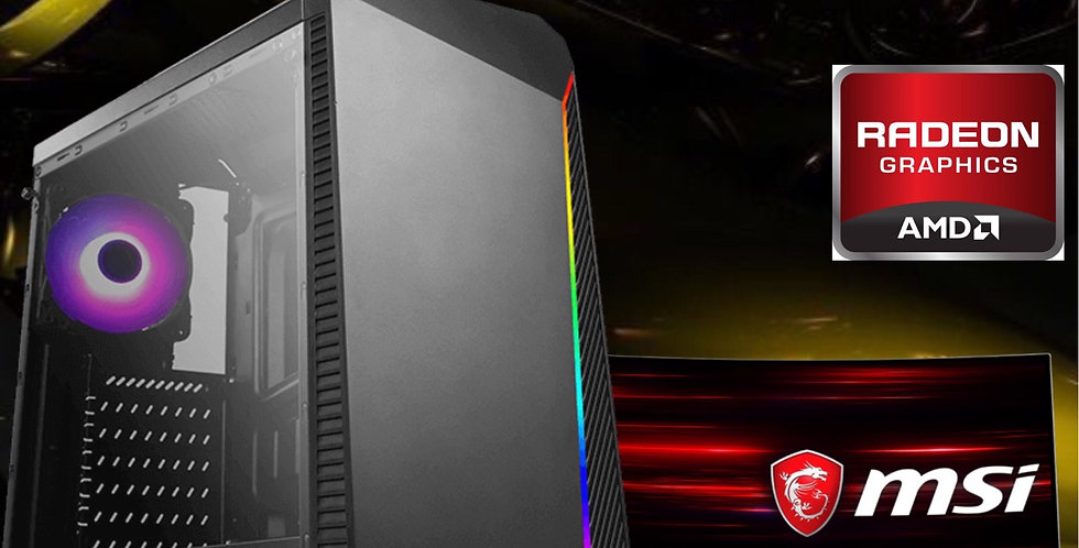 Ryzen 5 1600 | 1TB HHD | 8GB Ram