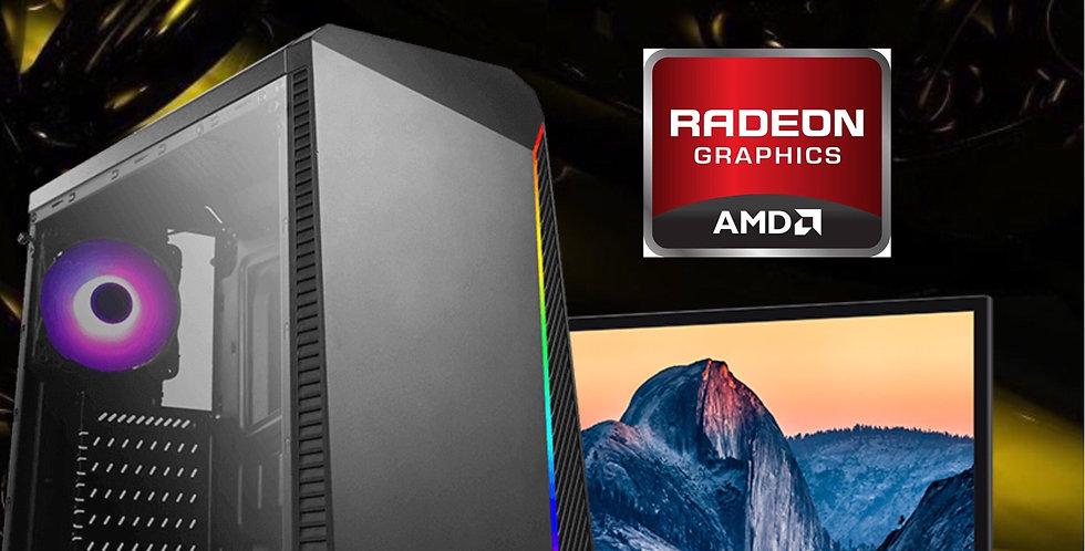 i3 9100 | 16GB Ram | AMD RX570 | 1TB HHD