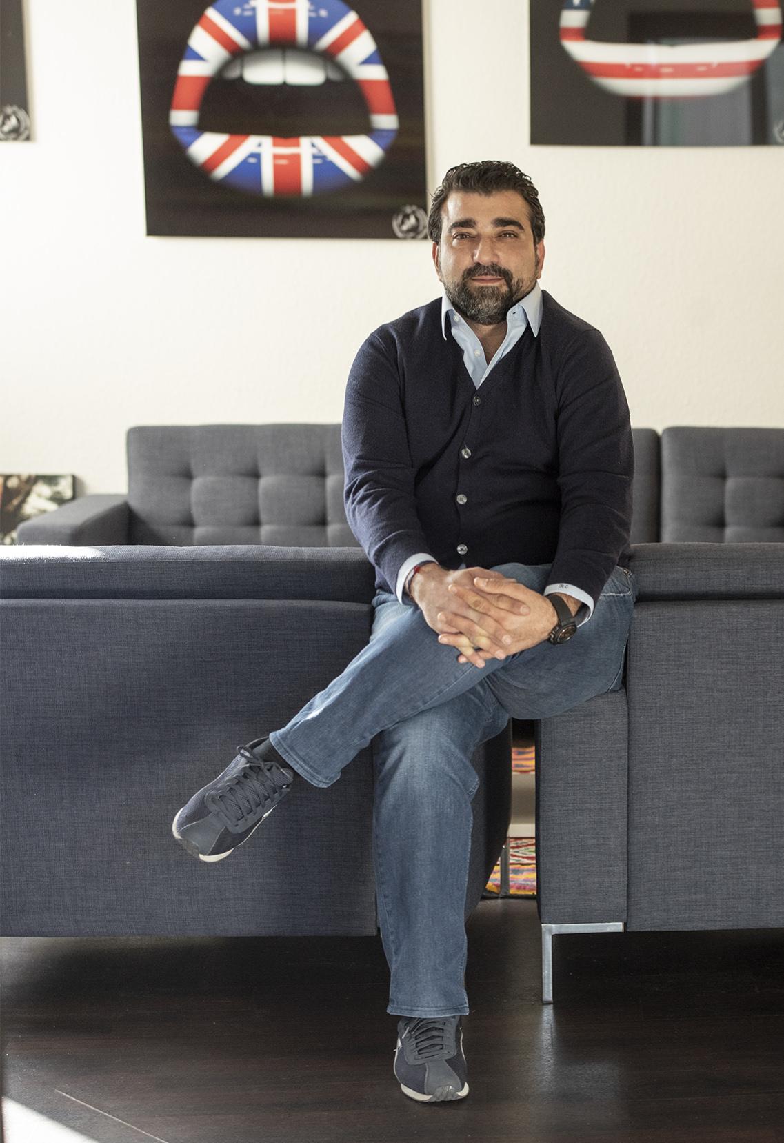Ramzi Chamat , CEO