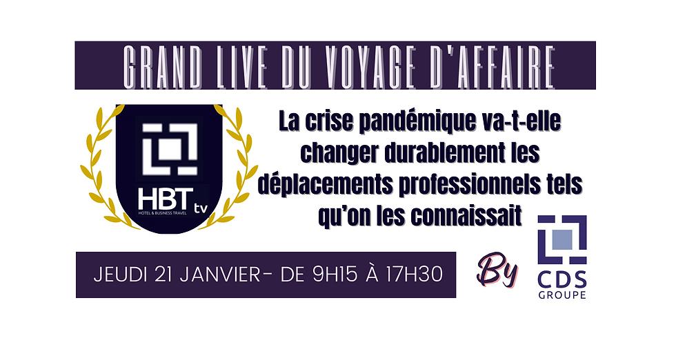 Le Grand Live du Voyage d'Affaires by CDS