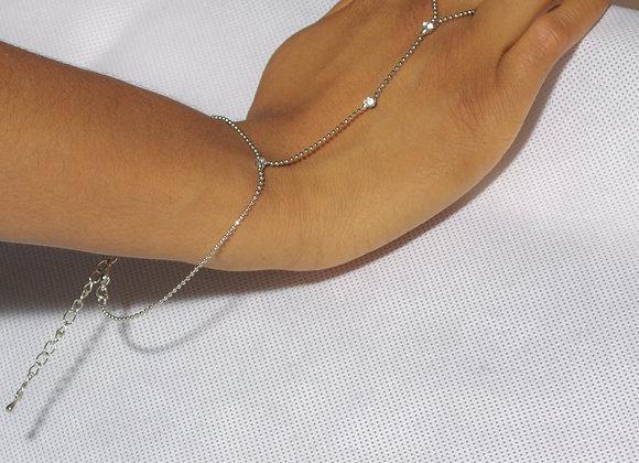 Adore Me Hand Chain